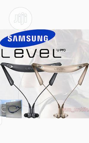 Samsung Level U Pro Wireless Bluetooth Neckband   Headphones for sale in Lagos State, Ikeja