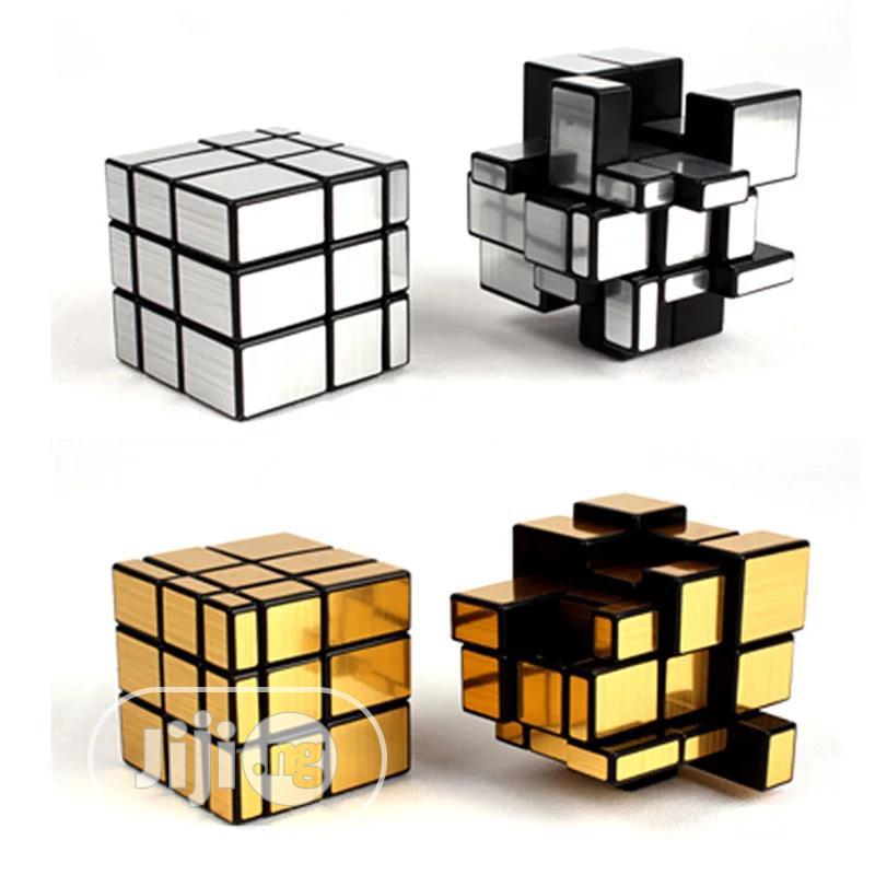 Archive: Mirror Cube