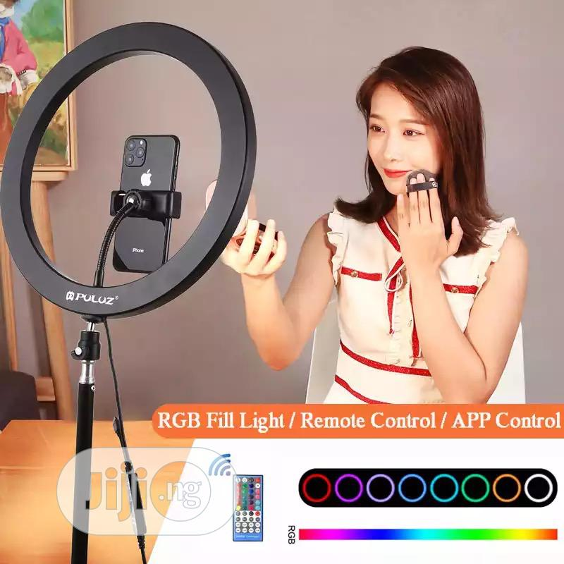 12 Inches Ring Fill Light | Accessories & Supplies for Electronics for sale in Lagos Island (Eko), Lagos State, Nigeria