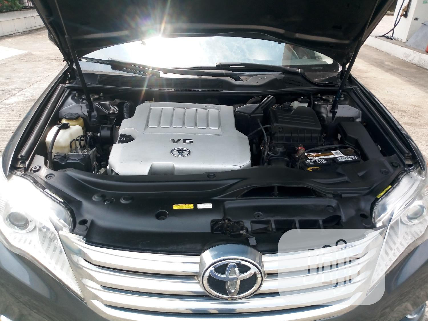 Toyota Avalon 2011 Gray | Cars for sale in Port-Harcourt, Rivers State, Nigeria