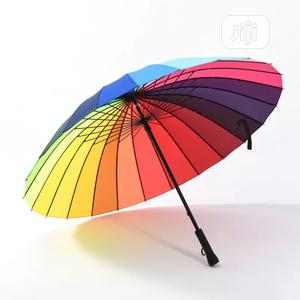 Fashion Umbrellas Waterproof Colorful Paraguas Strong Frame Women Rai   Clothing Accessories for sale in Lagos State, Lagos Island (Eko)