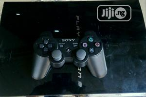Londone Used Sony Ps3 Console With One Pad And 7 Games Insid | Video Game Consoles for sale in Lagos State, Ipaja