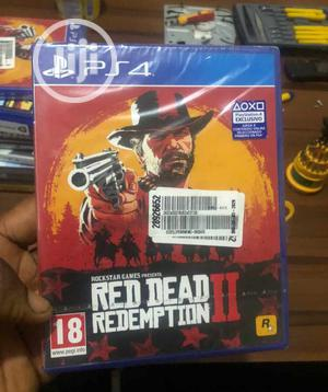 Red Dead Redemption   Video Games for sale in Lagos State, Ikeja