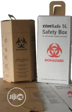 Biohazard Safety Box | Safetywear & Equipment for sale in Lagos State, Lagos Island (Eko)