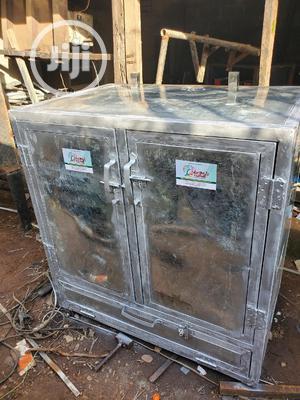 Galvanized Fish Smoking Kiln | Farm Machinery & Equipment for sale in Lagos State, Ojo