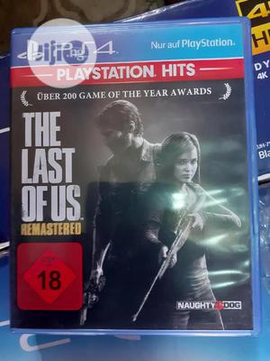 The Last Of Us | Video Games for sale in Lagos State, Ikeja