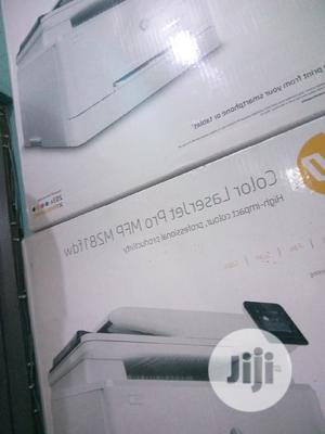 Hp Color Laserjet Pro Mfp M281fdw   Printers & Scanners for sale in Lagos State, Ikeja