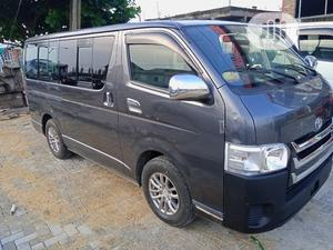 Toyota Hiace Bus 2010, Black | Buses & Microbuses for sale in Lagos State, Apapa