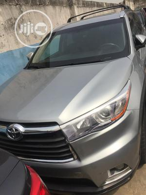 Toyota Highlander 2016 Silver | Cars for sale in Lagos State, Ikeja