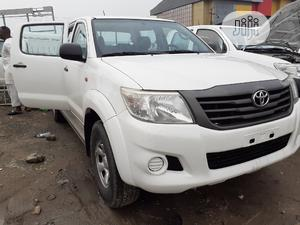New Toyota Hilux 2014 White   Cars for sale in Lagos State, Ikeja