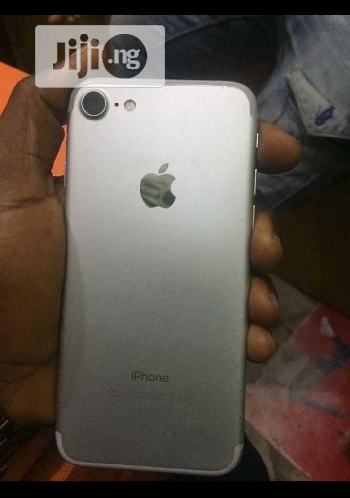Apple iPhone 7 32 GB Gray   Mobile Phones for sale in Ikeja, Lagos State, Nigeria
