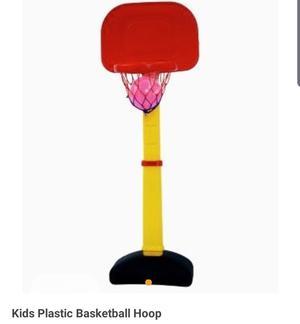 Kids Plastic Basketball Hoop   Sports Equipment for sale in Lagos State, Ikeja