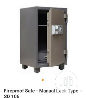 Brand New Imported Fire Proof Safe With Security Numbers And Key's   Safetywear & Equipment for sale in Lagos State, Apapa