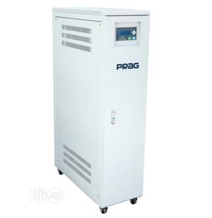 100KVA Three Phase Servo Voltage Stabilizer 380V (±20%) Input | Electrical Equipment for sale in Lagos State, Ojo