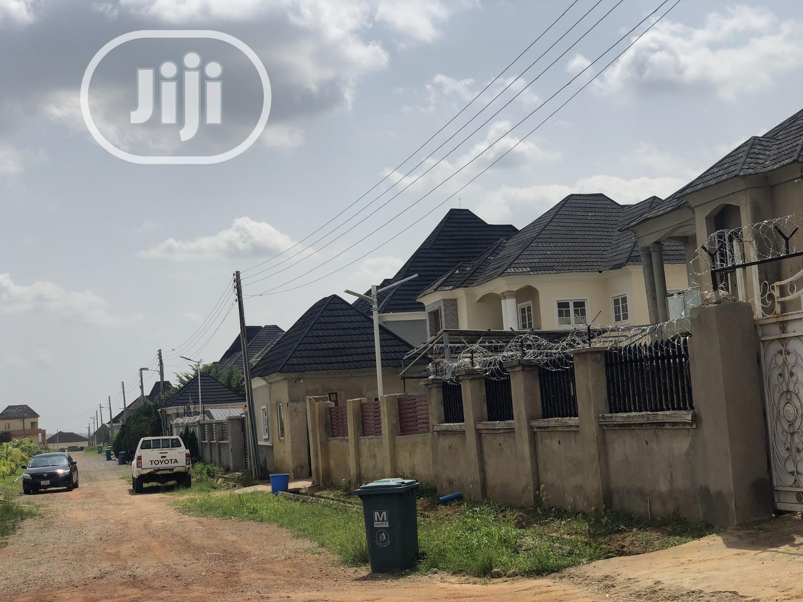 Archive: 5000sqm Residential Land Available At APO- Estate Land.