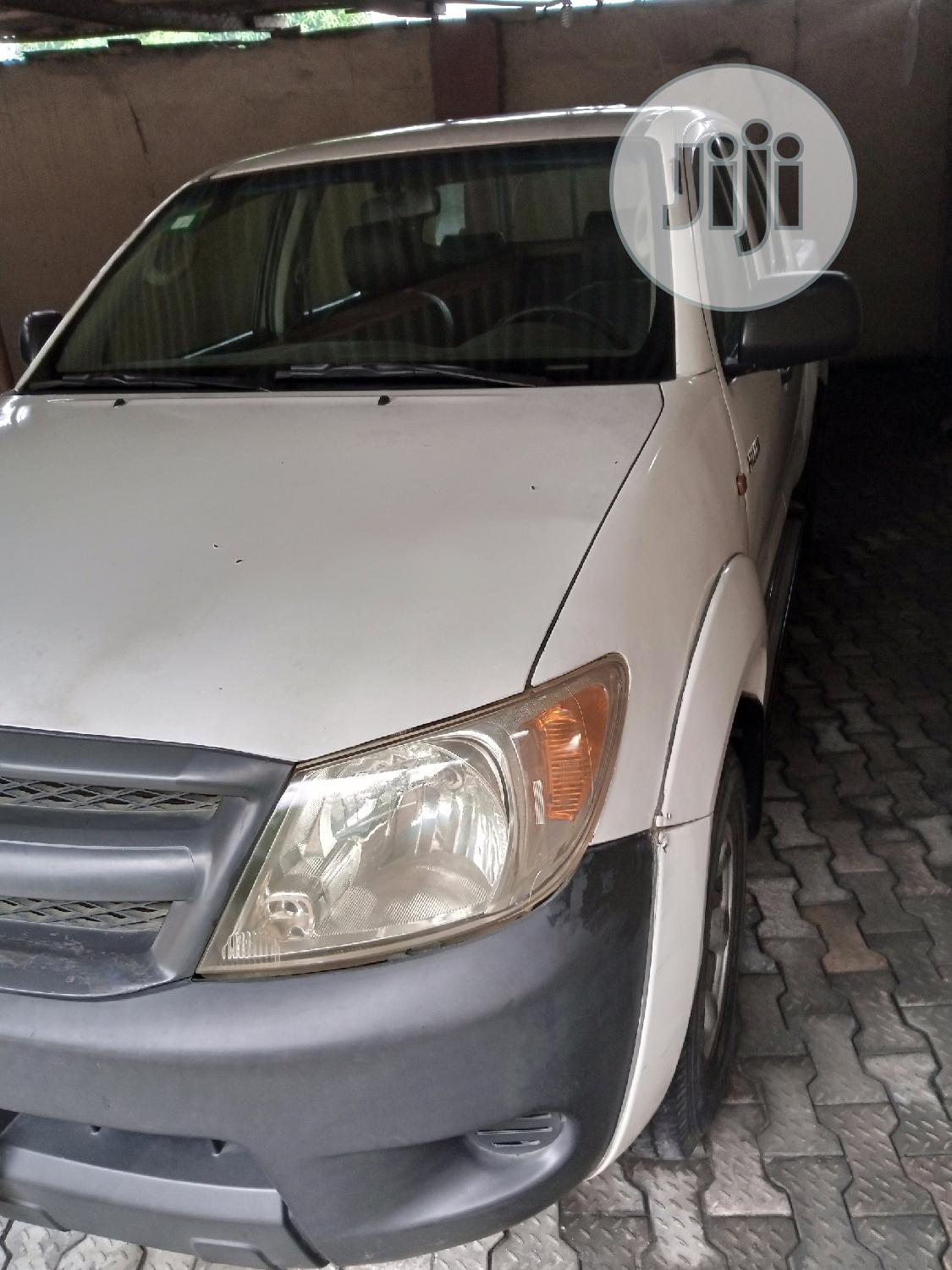 Toyota Hilux For Hire | Chauffeur & Airport transfer Services for sale in Warri, Delta State, Nigeria