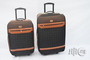3 Color 2 Set Trolley Luggage   Bags for sale in Lagos State