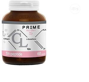 Collagen Tri Peptide CL Prime Glutathione Pomegranate 60 Capsules | Skin Care for sale in Abuja (FCT) State, Gwarinpa