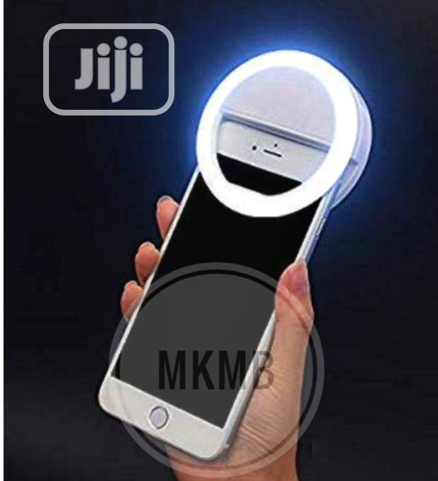 Archive: Selfie Ring Light For Phone Camera