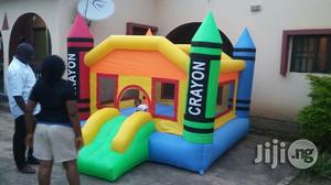 Neatly Used Bouncing Castle   Toys for sale in Abuja (FCT) State, Karu
