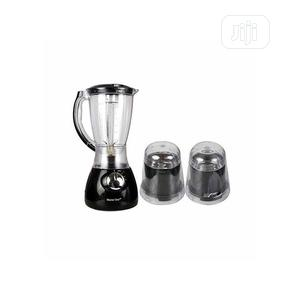 Master Chef 3 In 1 Electric Blender With Mill-1.5 Lt   Kitchen Appliances for sale in Lagos State, Lagos Island (Eko)