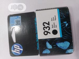 Hp Printer Ink 932 Black/Colour | Accessories & Supplies for Electronics for sale in Lagos State, Ajah