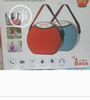 High Quality 1658 Wireless Speaker With Good Sound System   Audio & Music Equipment for sale in Lagos State, Magodo