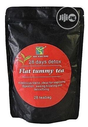 Flat Tummy Tea 28 Days Detox | Vitamins & Supplements for sale in Lagos State, Ifako-Ijaiye