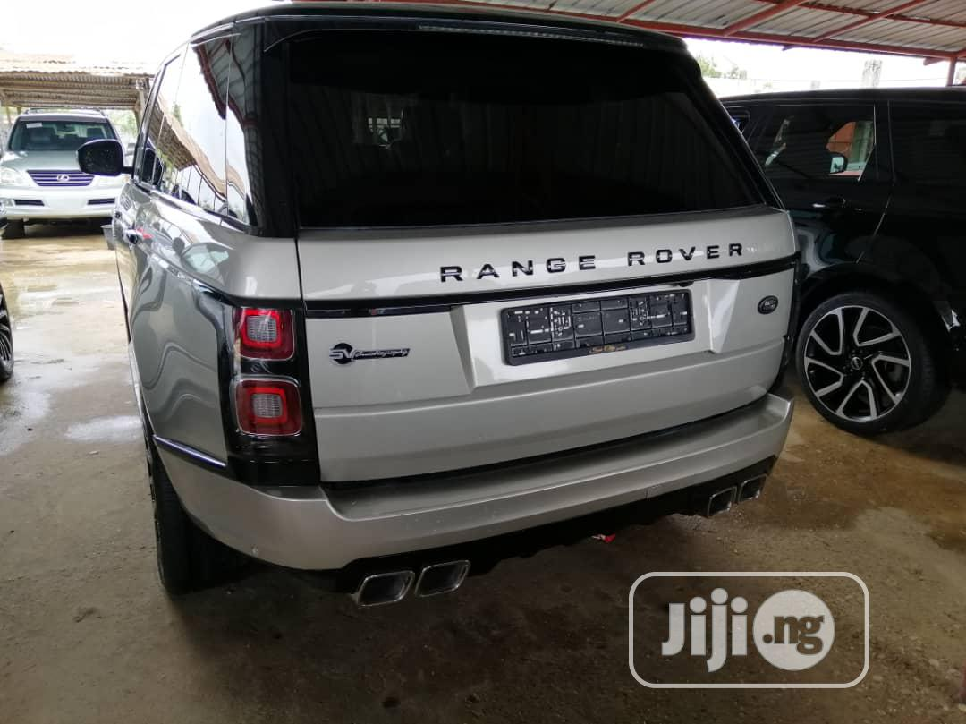 Land Rover Range Rover Vogue 2014 Gold   Cars for sale in Katampe, Abuja (FCT) State, Nigeria