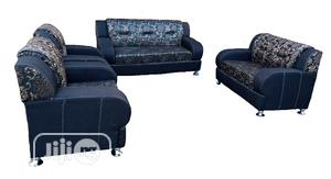 Set of 7 Seaters Sofa Chairs - Fabric Couch | Furniture for sale in Lagos State, Ikeja