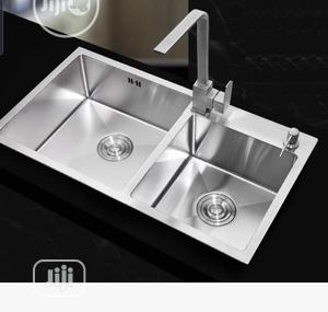 Hand Made Kitchen Sink (England) | Restaurant & Catering Equipment for sale in Lagos State, Orile