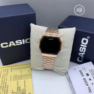 Casio Chain Original Wrist Watch Good Quality With Guaranteed | Watches for sale in Lagos State, Lagos Island (Eko)