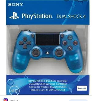 Song Ps4 Gamepad Dual Shock4 Wireless Controller Blue   Accessories & Supplies for Electronics for sale in Lagos State, Ikeja