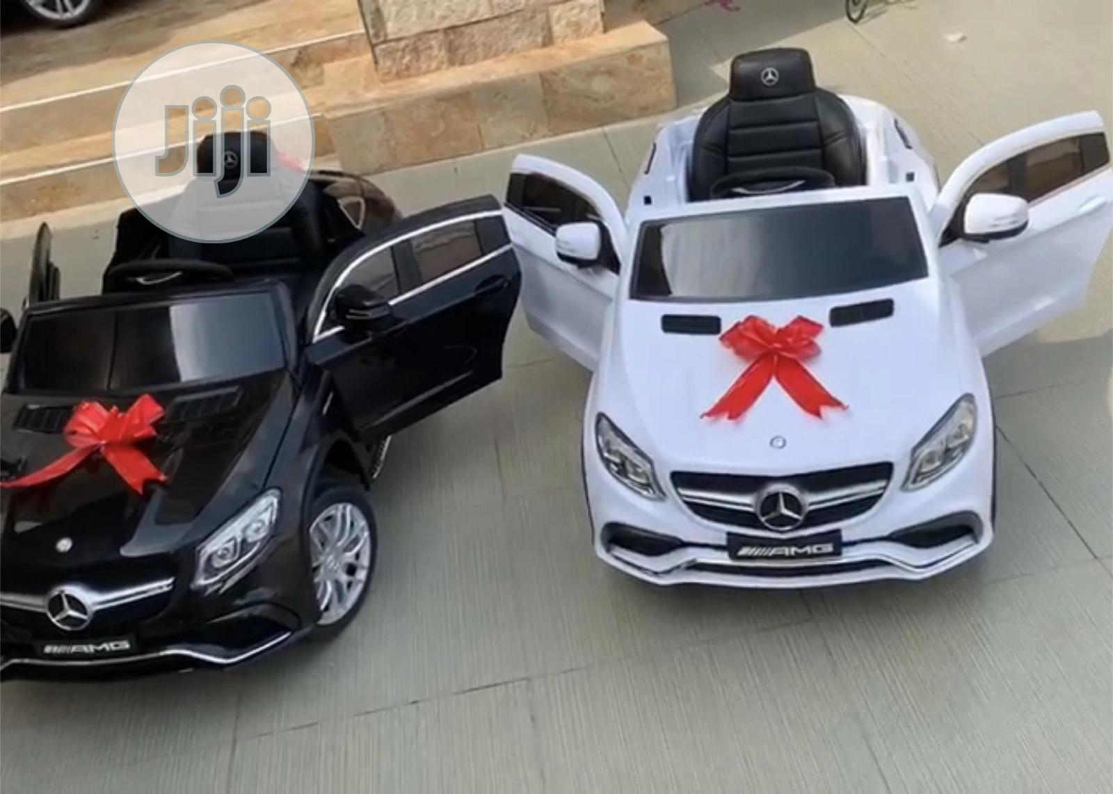 Quality AMG Mercedes Benz For Kids   Toys for sale in Gwarinpa, Abuja (FCT) State, Nigeria