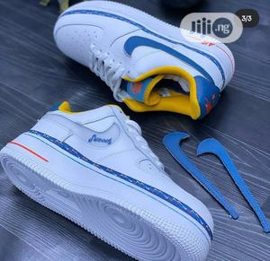 Nike Air Force 1 Swoosh   Shoes for sale in Lagos State, Magodo