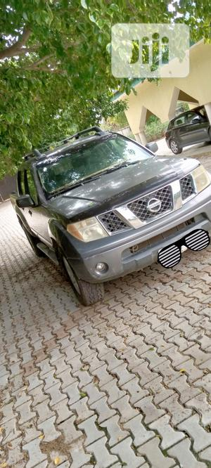 Nissan Frontier 2008 Gray   Cars for sale in Taraba State, Jalingo