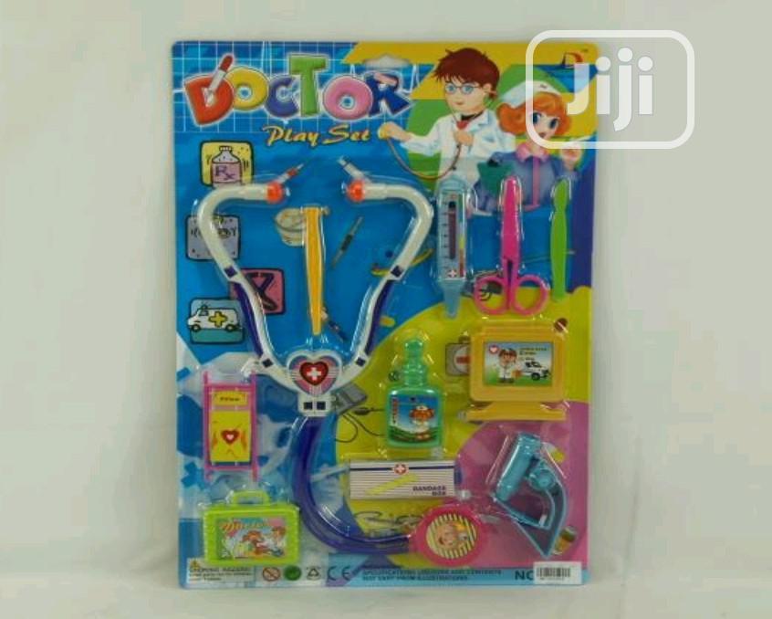 Kids Doctor Play Set- Kit