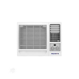 Polystar 1HP Window AC Without Remote PV-9W   Home Appliances for sale in Lagos State, Alimosho