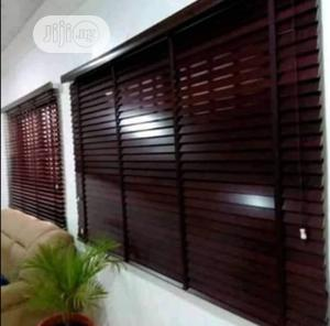 Wooden Windows Blinds   Home Accessories for sale in Lagos State, Surulere