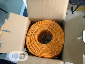 Cat6e Copper Network Cable 305m | Accessories & Supplies for Electronics for sale in Abuja (FCT) State, Wuse