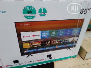 Hisense 65inches LED Smart Television | TV & DVD Equipment for sale in Lagos State, Ojo