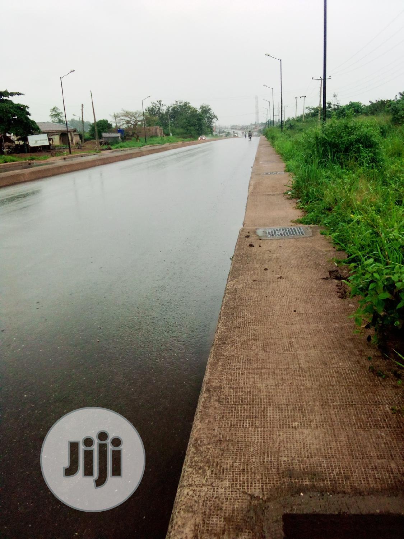 This Lands Is Dangote Refinery Roads Ibeju Lekki