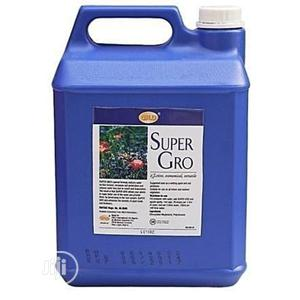Super Gro Liquid Fertilizer for Plants and Fish Pond | Feeds, Supplements & Seeds for sale in Lagos State, Ikeja