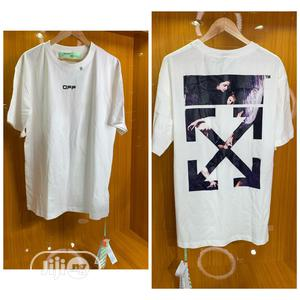 Original Off-White T Shirt for Men   Clothing for sale in Lagos State, Magodo
