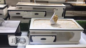 Pure Wood Tv Stand And Table To Macm | Furniture for sale in Lagos State, Agege