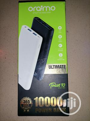 Oraimo Power Bank 10000MAH | Accessories for Mobile Phones & Tablets for sale in Rivers State, Port-Harcourt