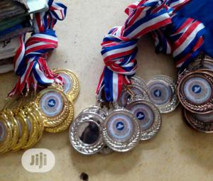 Award Medals Gold, Silver, Brozen | Arts & Crafts for sale in Lagos State, Ikeja