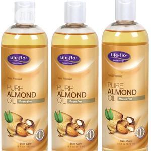 Life-flo Pure Almond Oil Skin Care 16 Fl Oz (473ml)   Skin Care for sale in Lagos State, Ikeja