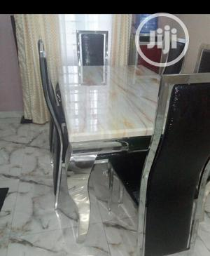 New Marble Dining Table | Furniture for sale in Lagos State, Isolo
