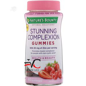 Nature's Bounty Stunning Complexion - 60 Gummies   Vitamins & Supplements for sale in Lagos State, Ojo